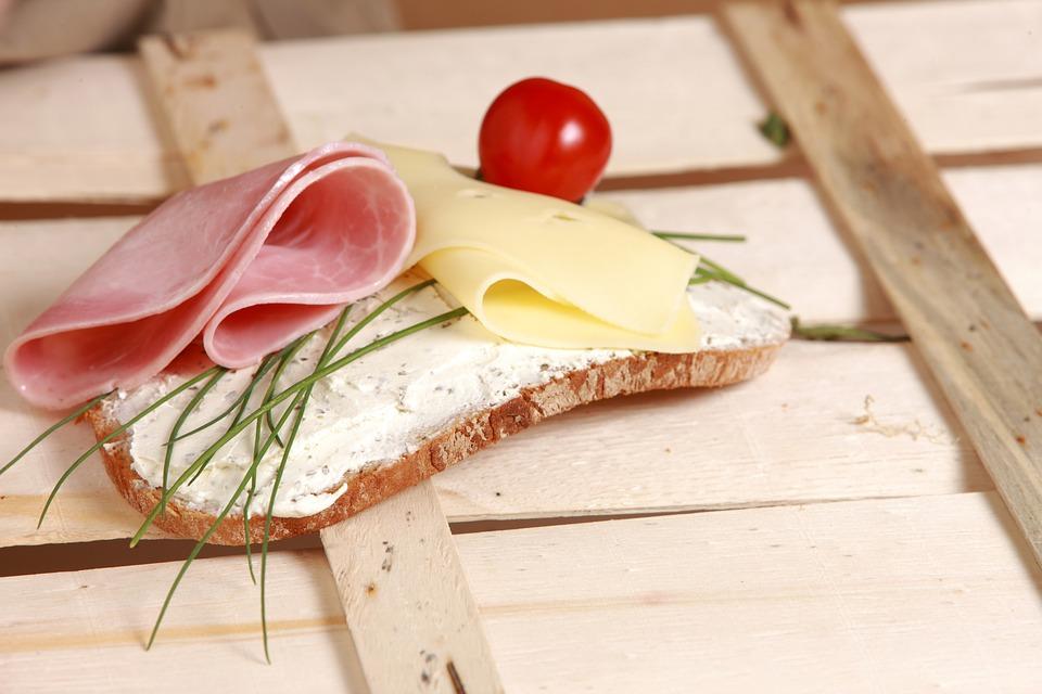 brood op het werk