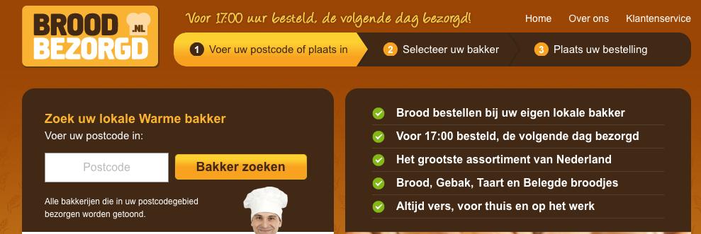 broodbezorgd-nl brood bestellen en bezorgen