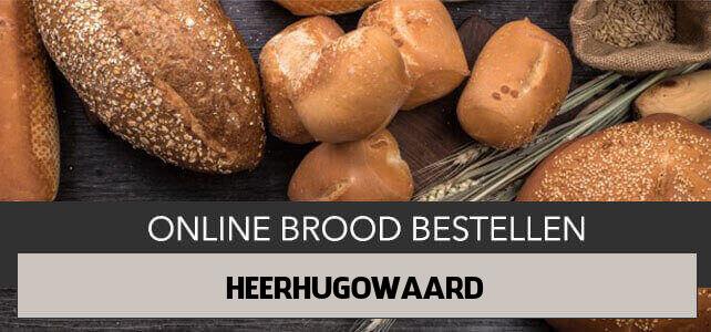 brood bezorgen Heerhugowaard