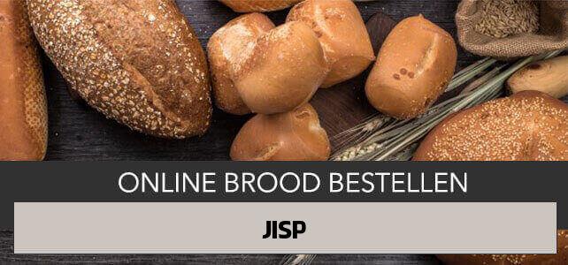 brood bezorgen Jisp