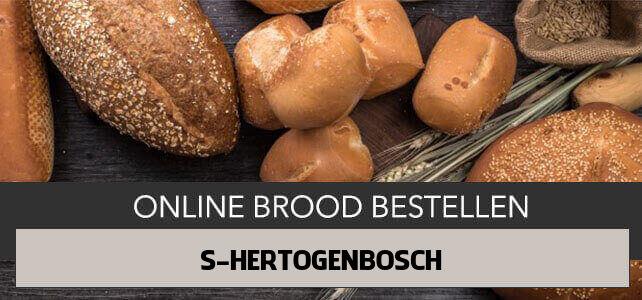 brood bezorgen 's Hertogenbosch