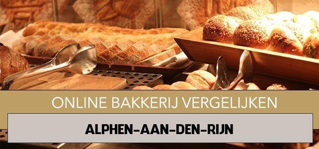 online bakkerij Alphen aan den Rijn
