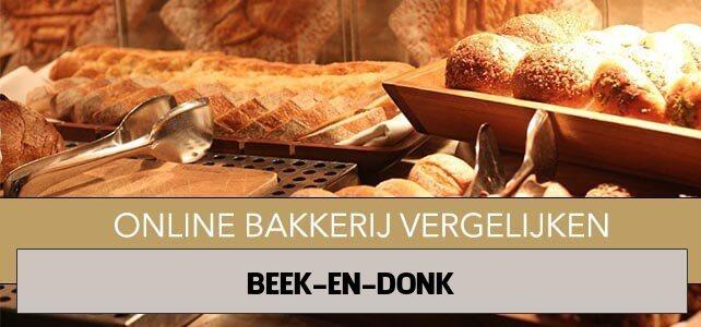 online bakkerij Beek en Donk