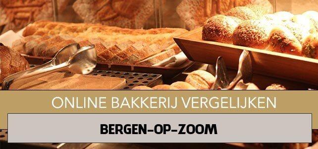 online bakkerij Bergen op Zoom