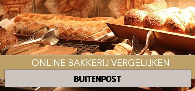online bakkerij Buitenpost