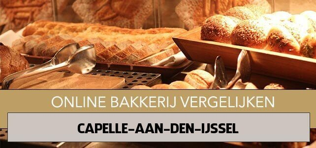 online bakkerij Capelle aan den IJssel