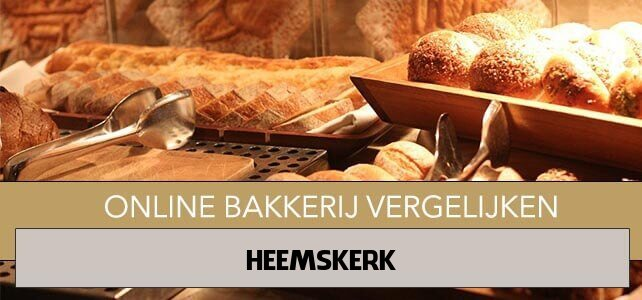 online bakkerij Heemskerk
