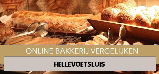 online bakkerij Hellevoetsluis