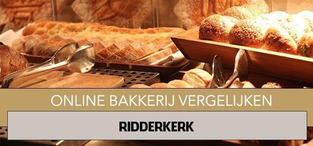 online bakkerij Ridderkerk