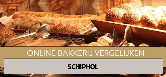 online bakkerij Schiphol
