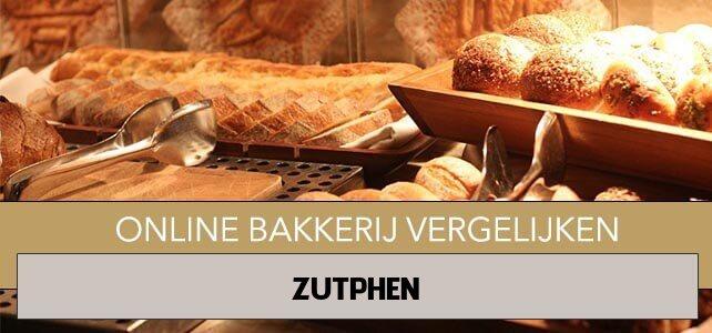 online bakkerij Zutphen